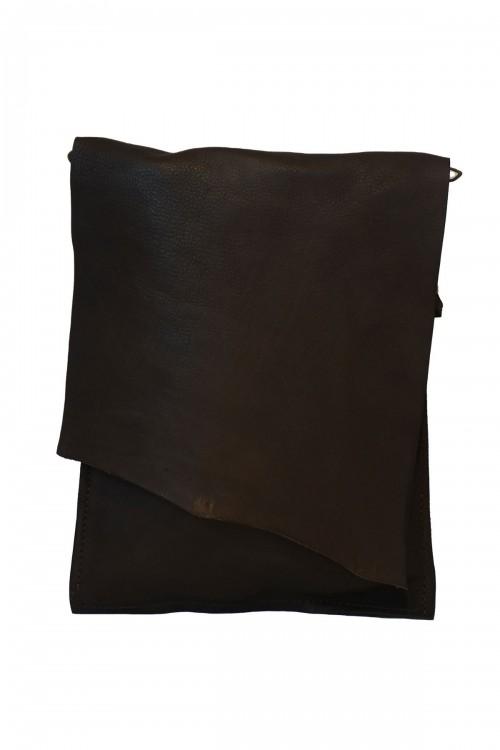 Postacı Model Büyük Boy Kahverengi